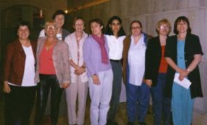 Dones fundadores de la Plataforma